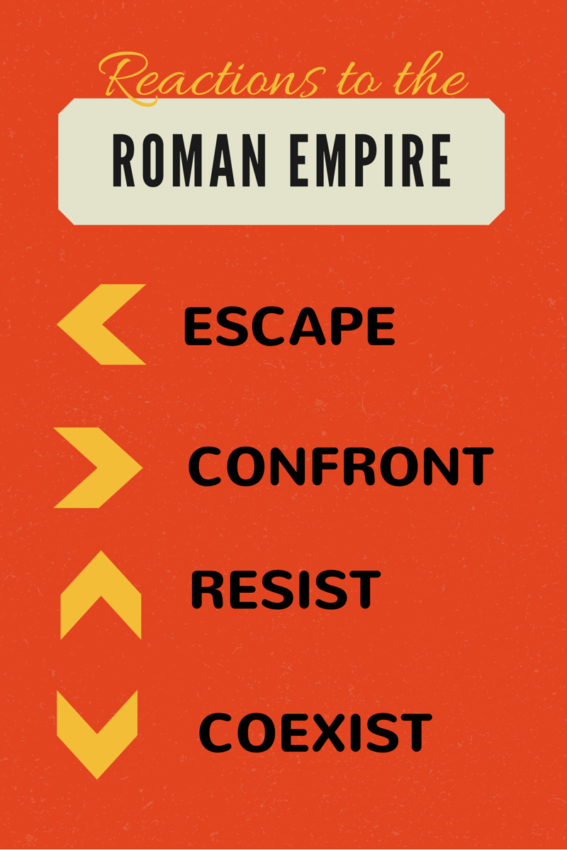 Yero Zero reactions to the Roman Empire and the world Jesus invaded.
