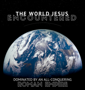 Year Zero: The World Jesus Invaded (Opening Image)