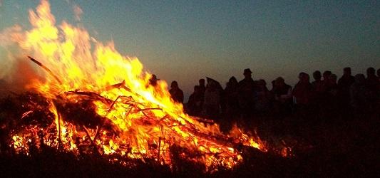 Fudged Words - Hell (Gehenna), Bonfire